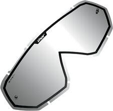 Thor Enemy verre Lens Miroir Noir Ersatzglas Lunettes MX de remplacement motocross