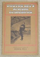 Doktor Bey's Suicide Guidebook by Derek Pell (1977, softcover)