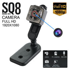 SQ8 Mini Full HD DV Sports IR Night Vision DVR Video Camera Camcorder Hidden Spy