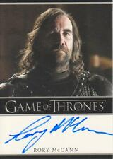 Game of Thrones Season 1 -  Autograph Card - Signed by Rory McCann