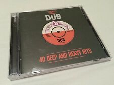 Various Artists : Trojan Presents: Dub (2CDs) (2011) RARE