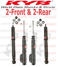 4-KYB Excel-G Struts/Shocks  (2-Front & 2-Rear) Ford Mustang 1994 to 2004