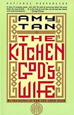 Vintage Contemporaries: The Kitchen God's Wife by Amy Tan (1993, Paperback)
