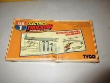 Tyco US1 Electric Trucking Elevated Gravel Unloader no. 3453 Sealed/New