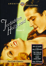 Forbidden Hollywood Volume 9 (2015, DVD NIEUW)4 DISC SET