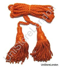 Cord Bugle Ceremonial Stewart Bugle Cord For Marching Bands Orange Colour R1205