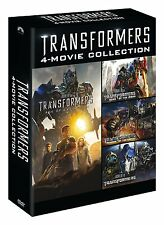 TRANSFORMERS QUADRILOGY (COFANETTO 4 DVD) Regia di Michael Bay