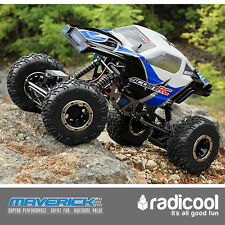 MAVERICK MV12501 SCOUT RC 4WD 2.4GHz RTR ROCK CRAWLER 1/10 ELECTRIC TRUCK RTR