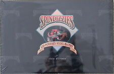 SPINDIZZIES-Gas Powered Model Racers by Eric Zausner-New In Sealed Plastic Wrap