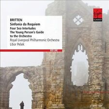 Britten: Sinfonia da Requiem, Young Person's Guide, New Music