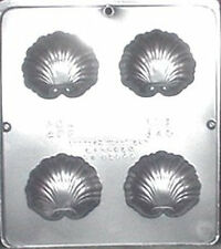 Sea Shell Chocolate Candy Mold 176 NEW