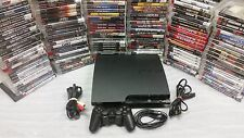 Playstation 3 Ps3 Console system 320gb with controller and games