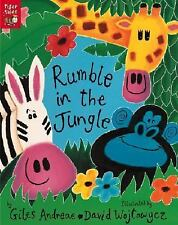 Rumble in the Jungle, Giles Andreae, Good Book