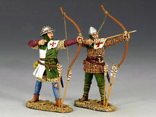 King and (&) Country MK067 - Crusader Archers Set - Retired