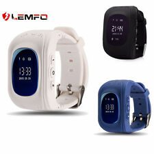 Lemfo Q50 SOS SIM WIFI KIDS Gift GPS Locator Child Smart Watch For Android IOS