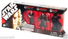 Star Wars 30th Anniversary Evolutions Anakin Skywalker to Darth Vader!