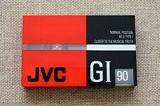 JVC GI -90. (1) Blank Audio Cassette Tape   Normal Position   NEW