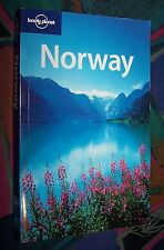 NORWAY (Norwegen) - Oslo, Bergen Narvik Rondane Svalbard ... # LONELY PLANET