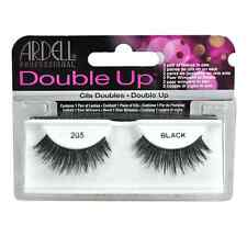 205 Black Ardell Double Up Professional Eyelashes False Lashes