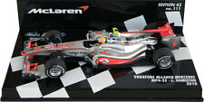 Minichamps McLaren Mercedes MP4-25 Race Version 2010 - Lewis Hamilton 1/43