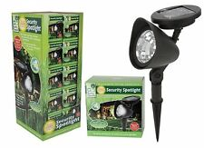 PMS 3 Led Solar Powered  Security Sport Lights/Garden Outdoor Path Patio lights
