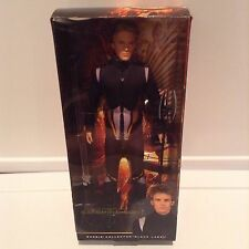 Barbie Collector FINNICK Hunger Games Catching Fire Ken Doll Black Label NEW NIB
