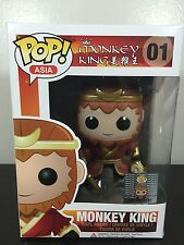 Funko POP! Asia - Monkey King #01 - 2015 Rare Exclusive Vinyl Figure!
