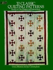 70 Classic Quilting Patterns : Ready-to-Use Designs and Instructions