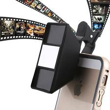 New External 3D Mini Photograph Stereo Vision Camera Lens for iphone 5se Tablet