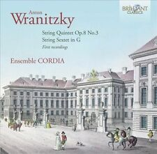 Wranitzky: String Quintet String Sextet, New Music