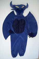 Disney Store 4/4T-5/5T Fantasia Villain Chernabog Gargoyle Winged Demon Costume