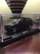 Kyosho Lv 1/64 BMW X5 (2012)  Black New Dealer Ver with Display box