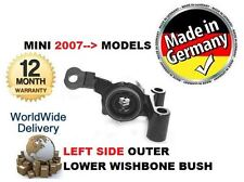 FOR BMW NEW MINI R55 COPPER ONE S DIESEL 2006--  LEFT SIDE LOWER WISHBONE BUSH