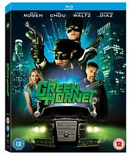 The Green Hornet (Blu-Ray, New & Sealed)