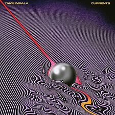TAME IMPALA - CURRENTS: CD ALBUM (July 17th  2015)