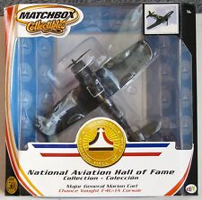 Matchbox Collectibles ~ Chance Vought F4U-1A Corsair ~ Diecast 1:72 ~ Sealed