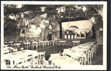 Die blaue Grotte-Fischbach bei Idar-Oberstein-Weierbach-30 er jahre-Birkenfeld