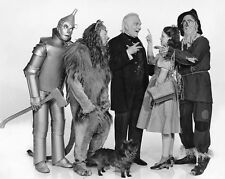 WIZARD OF OZ  8X10 GLOSSY PHOTO