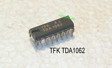 TEMIC TDA1062 RECEIVER  FRONT END CHIP TO 250MHZ 14DIP