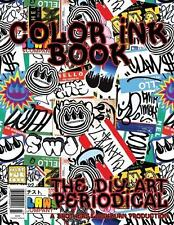 COLOR INK BOOK VOLUME 23 CLAW MONEY COVER DIY COLORING