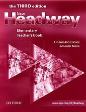 Oxford NEW HEADWAY Elementary THIRD ED Teacher's Book w Answer Key I Soars @NEW@