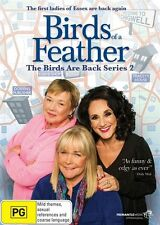 Birds Of A Feather - The Birds Are Back : Series 2 (DVD, 2015)**R4**VGC*