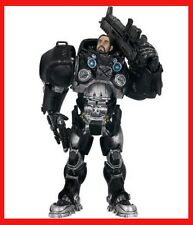 "Bizzard Star Craft II Armor  ""Jim"" JAMES Raynor Figure @new"