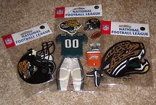 EK Success NFL Dimensional Embellishment Lot of Three ~ Jacksonville Jaguars