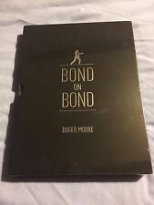 Bond On Bond Signed Limited Edition Of 1000
