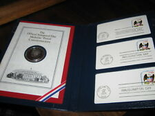 President Jimmy Carter coin/stamp