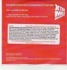 (CZ382) The Retrospective Soundtrack Players, The Catcher in the Rye- 2012 DJ CD