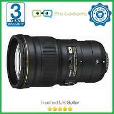 Nikon AF-S NIKKOR 300mm f/4E PF ED VR Lens - 3 Year Warranty