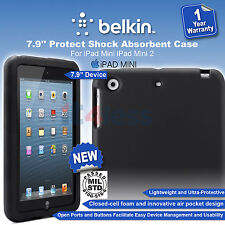 Belkin Air Protect Shock Absorbent Case for iPad Mini iPad Mini 2 Black New