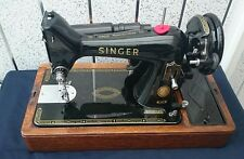 Singer 99k Semi Industrial Heavy Duty Sewing Machine Leather Denim PAT Tested